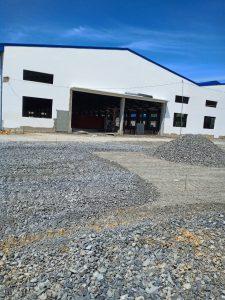 Nhà xưởng trong khu công nghiệp Bình Dương