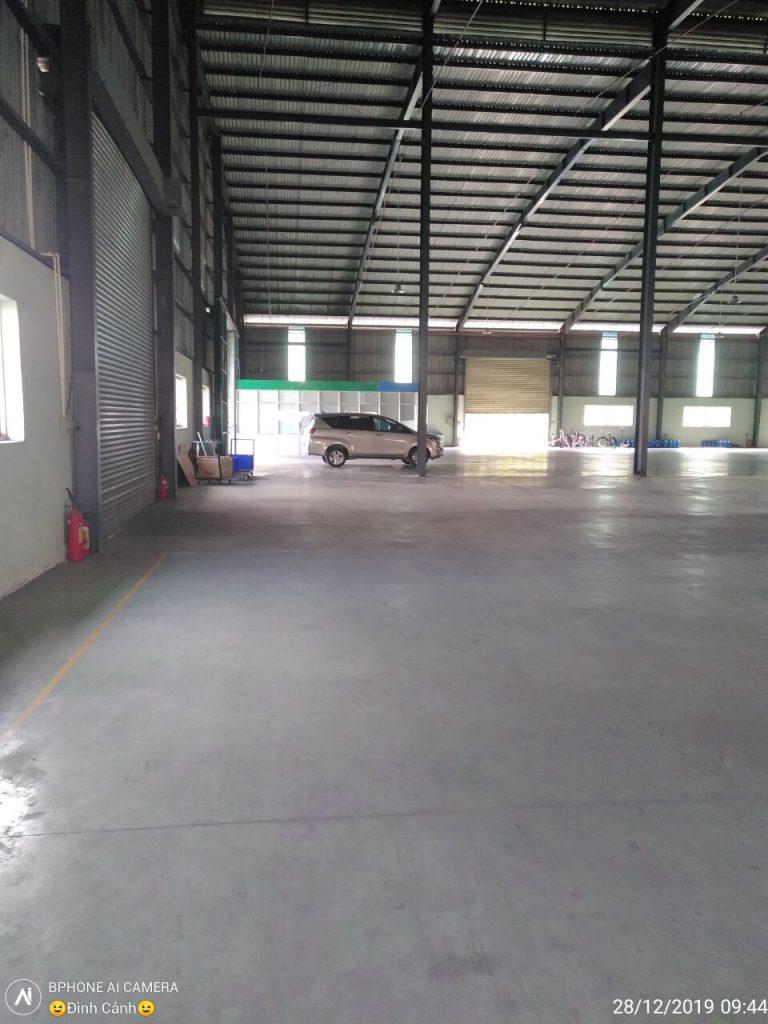 Nhà xưởng khu công nghiệp Sóng Thần 3