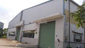 Nhà xưởng KCN Tân Tạo cho thuê