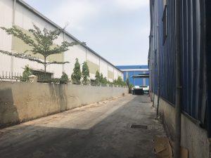 Nhà xưởng KCN Tân Phú Trung