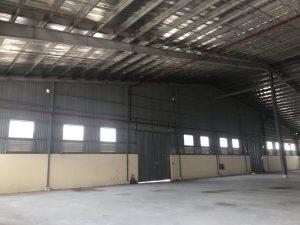 Nhà xưởng trong khu công nghiệp Tân Bình