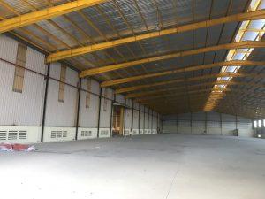 Nhà xưởng trong khu công nghiệp Sóng Thần 3