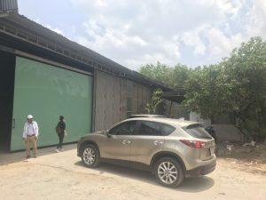Nhà xưởng Khánh Bình Tân Uyên