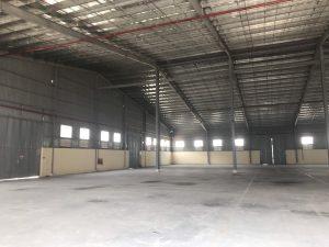 Cho thuê xưởng tại Tân Uyên, Bình Dương