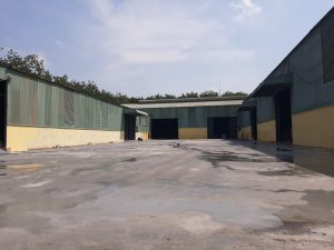 Nhà xưởng Chánh Phú Hòa, Bến Cát